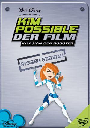 Kim Possible - Der Film: Invasion der Roboter 1203x1702