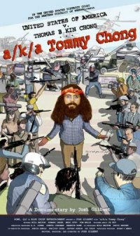 A/k/a Tommy Chong poster