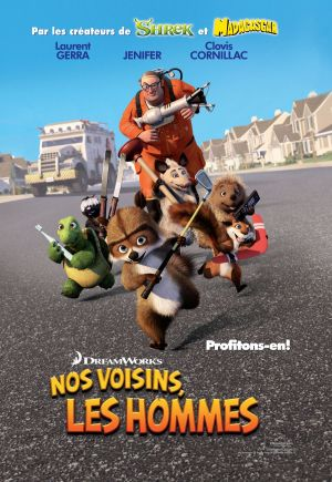 Over the Hedge 900x1304