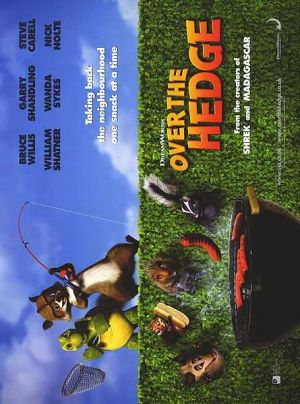 Over the Hedge 445x600