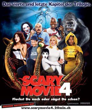 Scary Movie 4 746x888