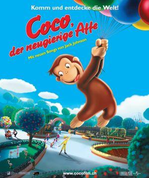Coco - Der neugierige Affe 743x885
