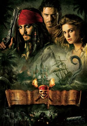 Pirates of the Caribbean: Dead Man's Chest 2089x3000