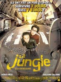 La jungle poster