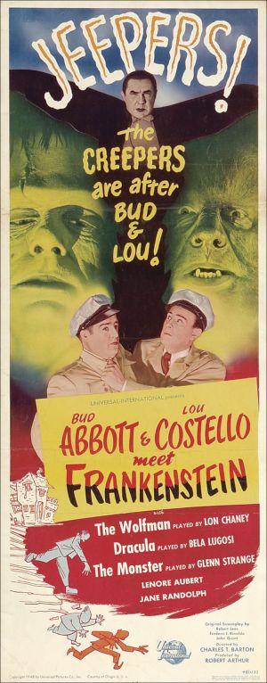 Bud Abbott Lou Costello Meet Frankenstein 822x2100
