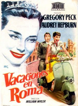 Roman Holiday 667x910