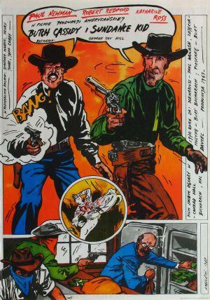 Butch Cassidy and the Sundance Kid 1293x1843