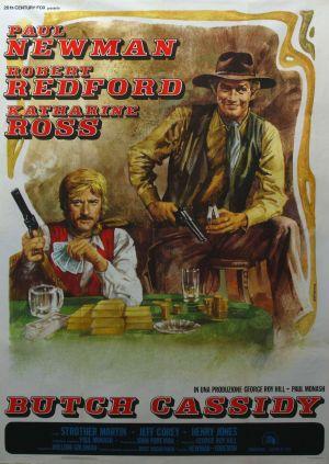 Butch Cassidy and the Sundance Kid 1258x1775