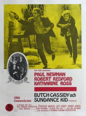 Butch Cassidy and the Sundance Kid 1254x1687