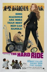 The Hard Ride poster
