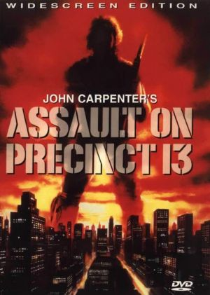 Assault on Precinct 13 Cover