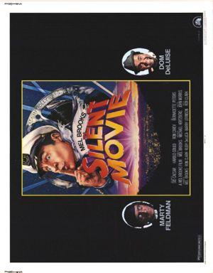 Silent Movie 500x640