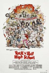 Rock 'n' Roll High School poster