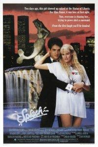 Splash - Una sirena a Manhattan poster
