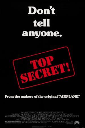 Top Secret! 2100x3156