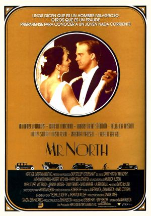 Mr. North Poster