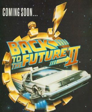 Back to the Future Part II 619x753
