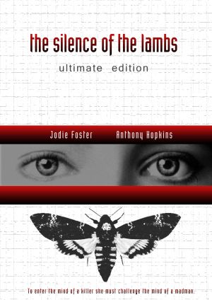 The Silence Of The Lambs Dvd cover