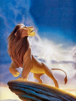 The Lion King 1780x2380