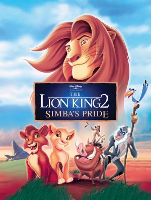 Der König der Löwen 2: Simbas Königreich 1204x1594