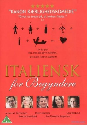 Italiensk for begyndere Dvd cover