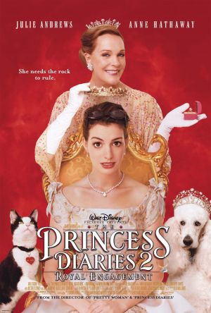 The Princess Diaries 2: Royal Engagement 2025x2999