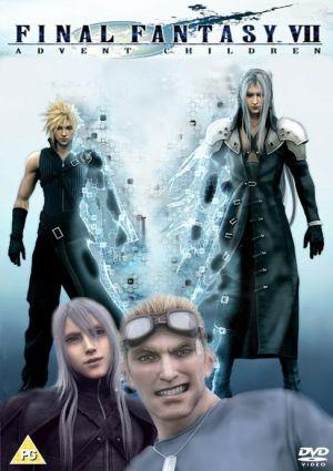 Final Fantasy VII: Advent Children 487x690