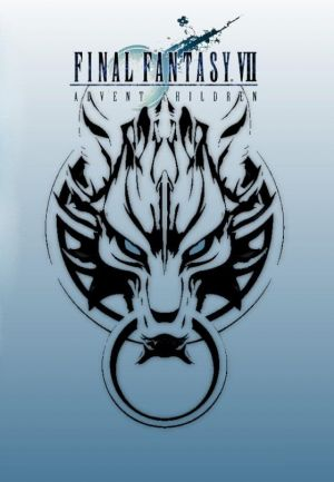 Final Fantasy VII: Advent Children 560x808