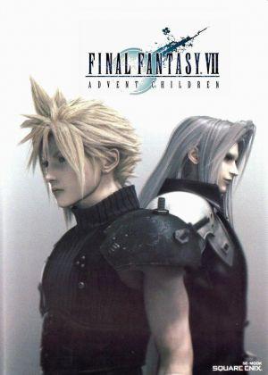 Final Fantasy VII: Advent Children 714x1000