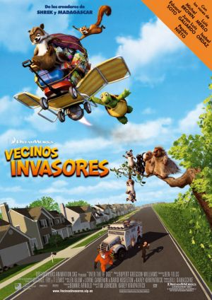 Over the Hedge 668x945
