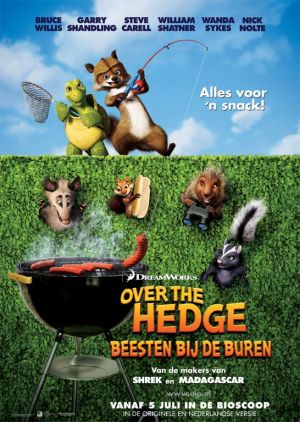 Over the Hedge 546x768