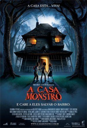 Monster House 611x900