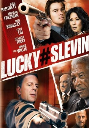 Lucky Number Slevin Dvd cover