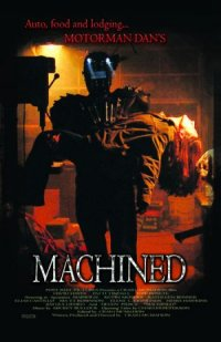 Machined poster