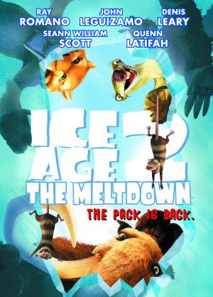 Ice Age 2 - Jetzt taut's 1033x1441