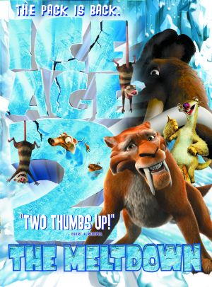 Ice Age 2 - Jetzt taut's 1033x1398