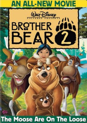 Brother Bear 2 Cover