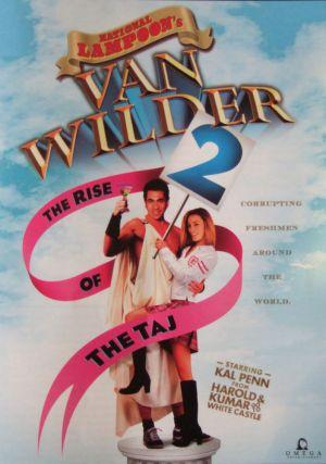 Van Wilder 2: The Rise of Taj 703x1000