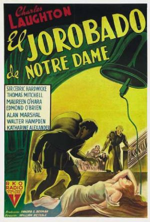 The Hunchback of Notre Dame 500x742