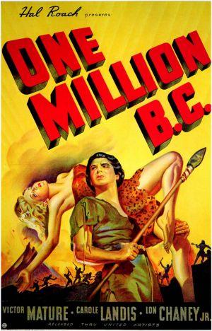One Million B.C. 770x1200