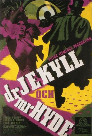 Dr. Jekyll and Mr. Hyde 659x977