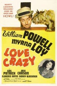 Love Crazy poster