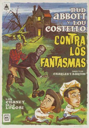 Bud Abbott Lou Costello Meet Frankenstein 1400x1997