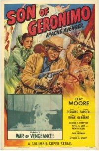 Son of Geronimo: Apache Avenger poster