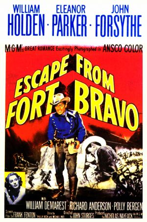 Escape from Fort Bravo 1653x2500