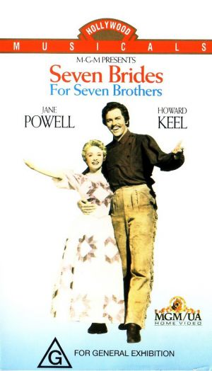 Seven Brides for Seven Brothers 572x1000