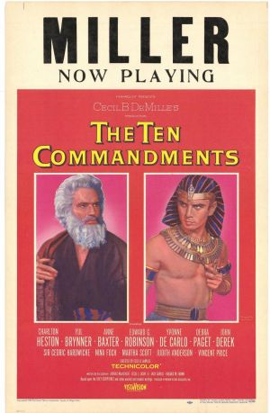 The Ten Commandments 600x918