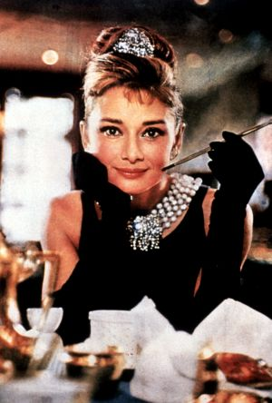 Breakfast at Tiffany's Key art
