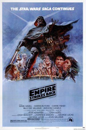 Star Wars: Episode V - The Empire Strikes Back 2100x3156