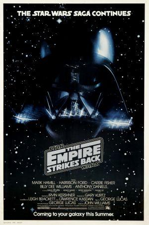 Star Wars: Episodio V - El Imperio contraataca 2100x3156